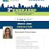 Guanaira Cremonese, participará do ENBRASSP em Goiânia-GO