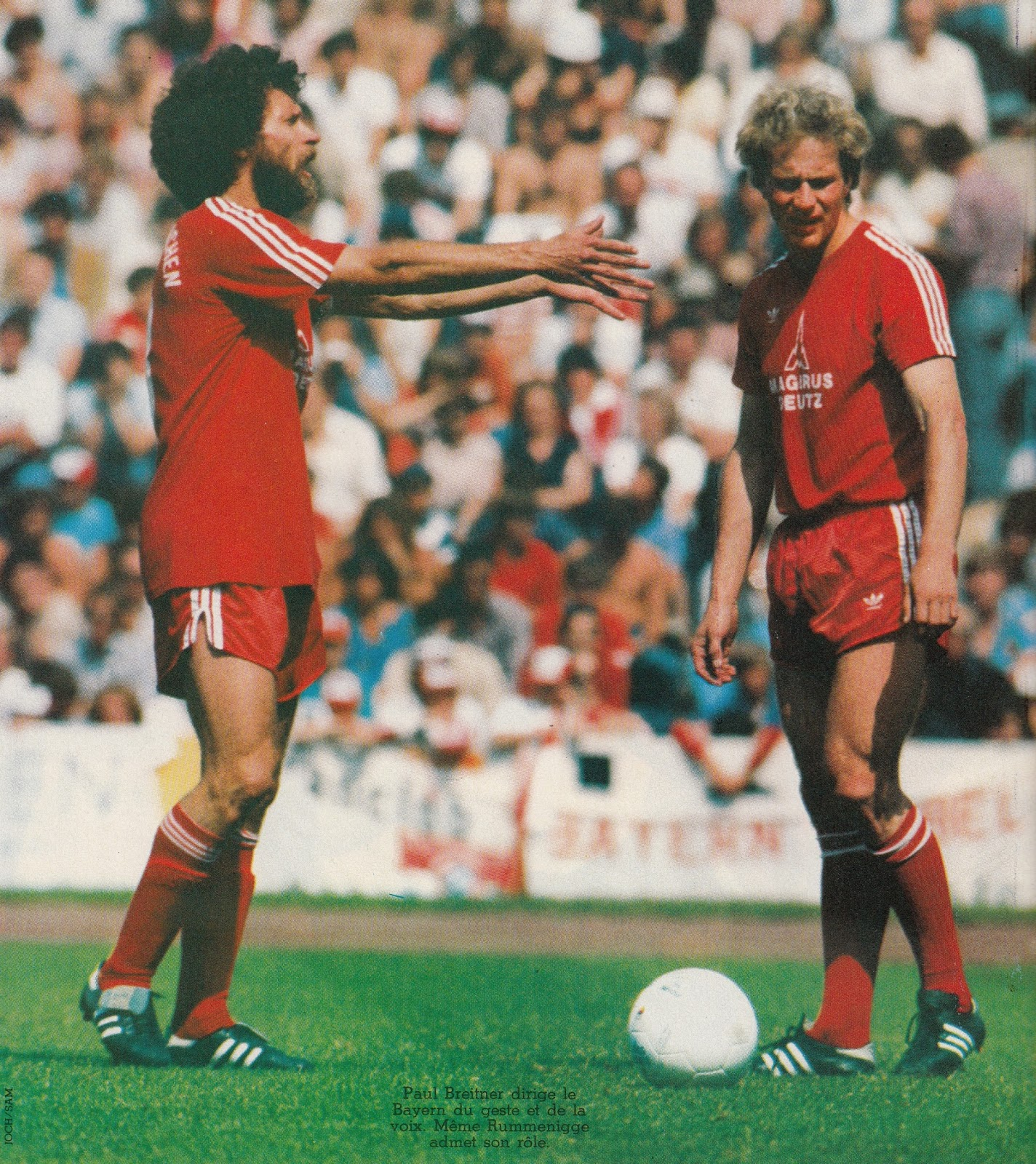 Image result for karl-heinz rummenigge and paul breitner