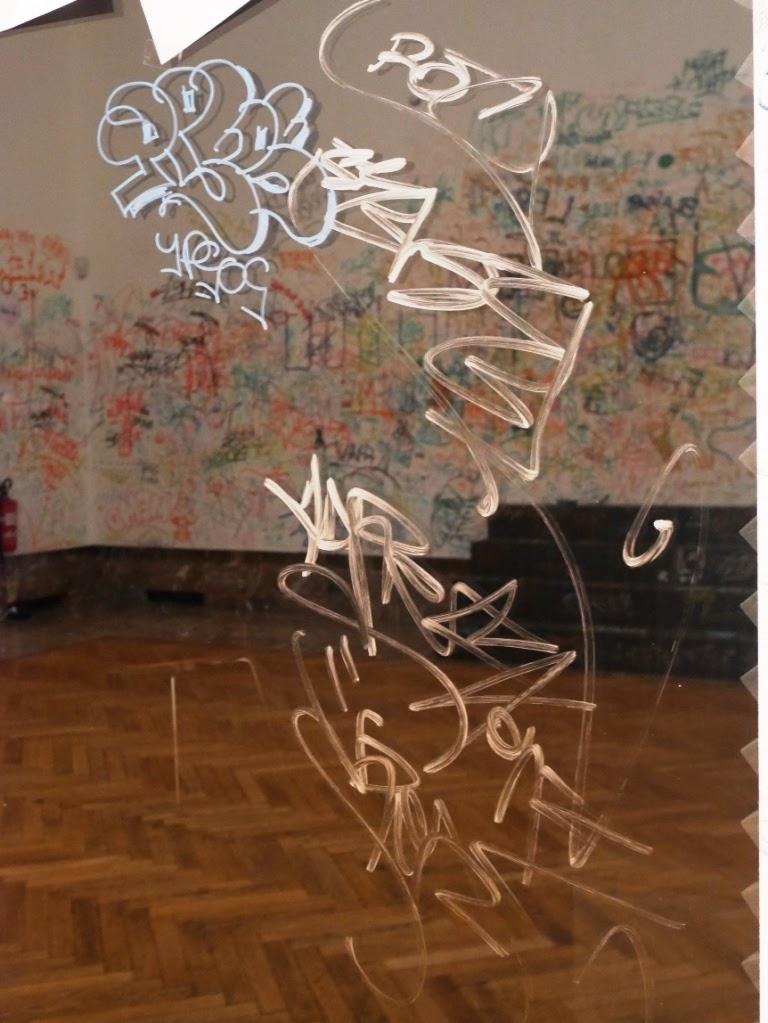 bozar graffiti