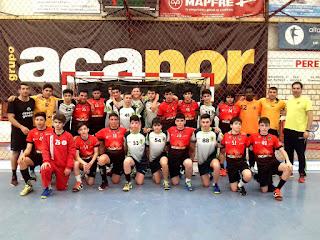 Atl Novas Acanor - BM Ribadosar Amancio Deportes