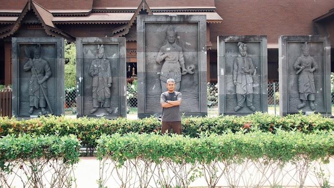 Menjejak Sejarah Laksamana Terbilang di Muzium Hang Tuah, Melaka