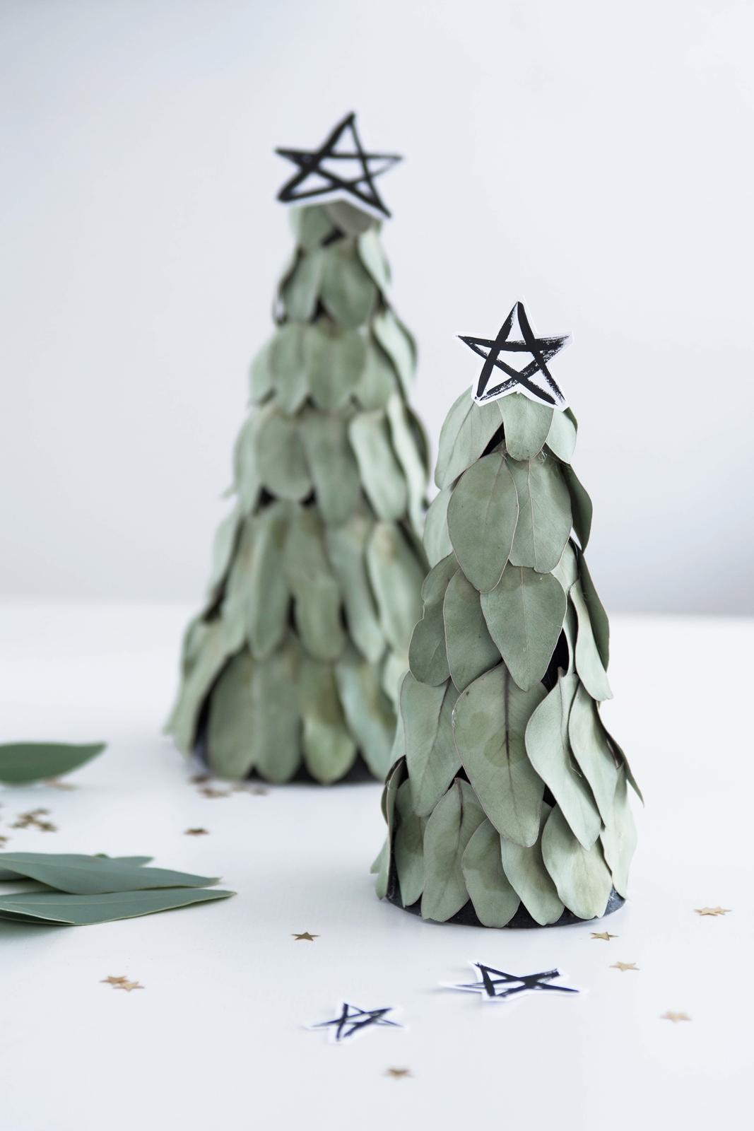 DIY: Eukalyptus Duftbaum #sinnenrauschAdventskalender