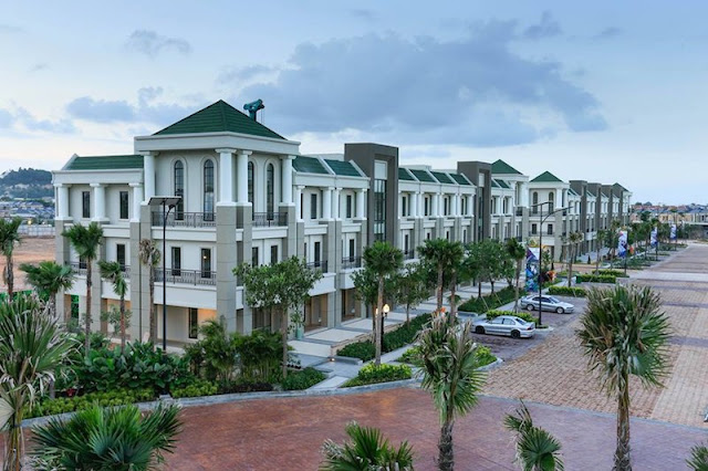Orchard Park Batam Housing