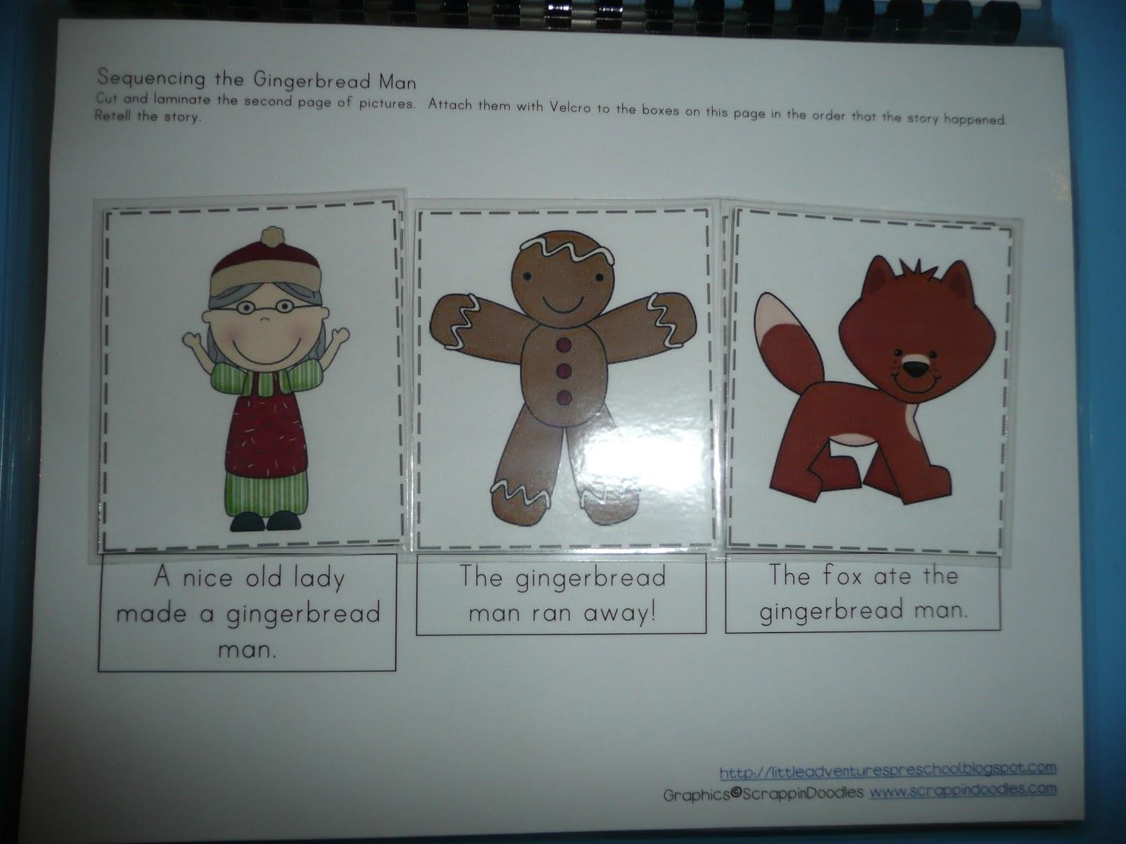 Little Adventures Preschool December Tot Packs