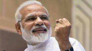 Nobel Peace Prize for  Modi?