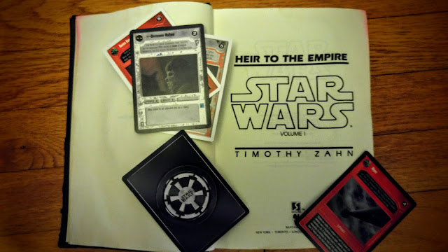 Star Wars--Timothy Zahn