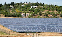 As recently as 2013, renewables provided only about 23% of Portugal's electricity. By 2015 that figure had risen to 48%. (Photograph Credit: Pete Titmuss/Alamy Stock Photo) Click to Enlarge.