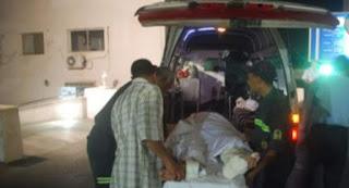 مصرع 6 أشخاص أثر تسرب غاز السخان بالإسكندرية