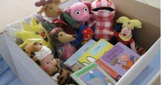 HUAC/UFCG pede doações de livros e brinquedos para ala pediátrica