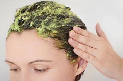 خلطة طبيعية لمعالجة الشعر التالف و الجاف جدا