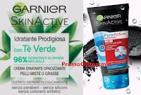 Logo Garnier: diventa tester Kit Latte detergente + Crema Skin Active o Pure Active 3in1
