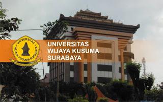 Universitas Wijaya Kusuma Surabaya