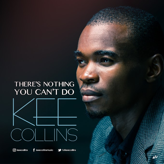 THERE'S NOTHING YOU CAN'T DO BY KeeCollins