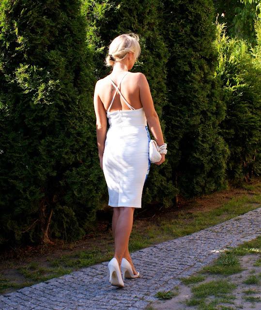 JuliaMakeUpGirl: OOTN sukienka na specjalne okazje