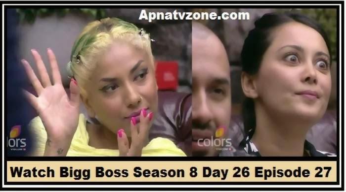 Bigg Boss season 8 Day 45
