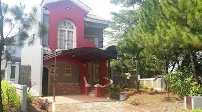 Rp 50.000.000 /thn Sewa Rumah di Taman Andalusia Sentul City Sentul City (code:109)
