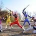 Os Rangers irão à escola em Ninja Steel?