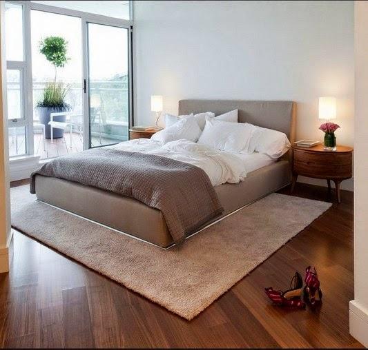 cortinas para sala Casa contemporânea com design feminino