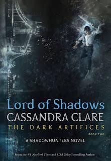 Confira a capa de Lord of Shadows, vol. 2 de Os Artifícios das Trevas