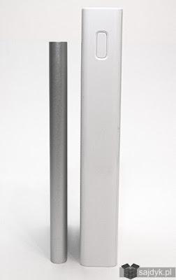 Xiaomi 5.000mAh vs Xiaomi 20.000mAh