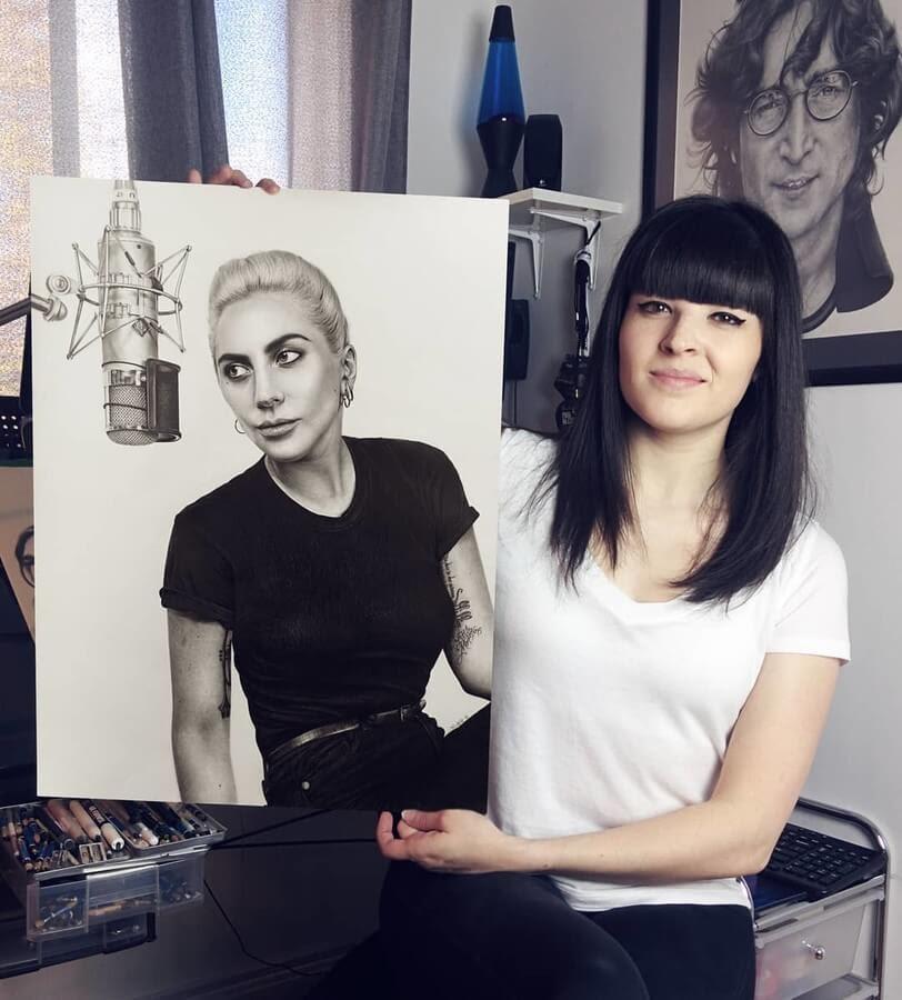06-Lady-Gaga-Christelle-Bilodeau-www-designstack-co