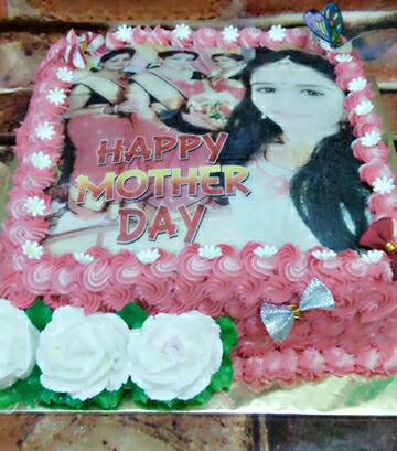 Happy Mothers Days Cakes Dari Idzura Homemade cakes