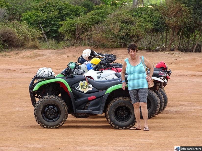 Passeio de Buggy ou quadriciclo - O que fazer na Praia da Pipa - Rio Grande do Norte