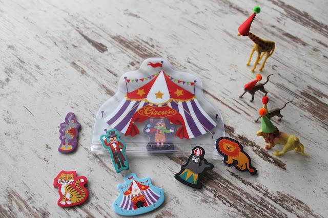 Mitgebsel Giveaways Zirkus