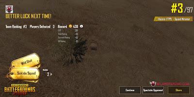 Wild Shot Medal