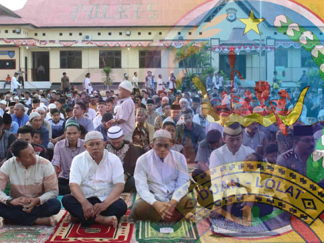 Majelis Ulama Indonesia (MUI) Bersyukur Sholat Idul Adha 1439 H Aman di MTB