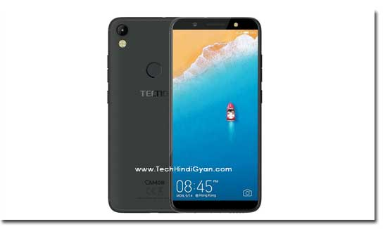 Tecno Camon I - Full Specifications And Price In India