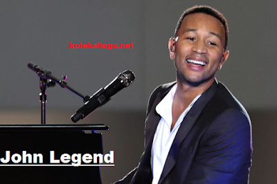 Download Koleksi Lagu Mp3 John Legend Full Album