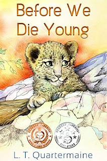 Before We Die Young - a Magical and action-packed YA fantasy by L.T. Quartermaine