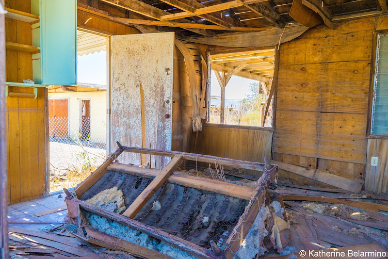 Abandoned House Bombay Beach Salton Sea Ghost Towns Photography