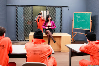 Lisa Ann : Dangerous Minds With Dangerous Dicks ## BRAZZERS s6rtivlzc7.jpg