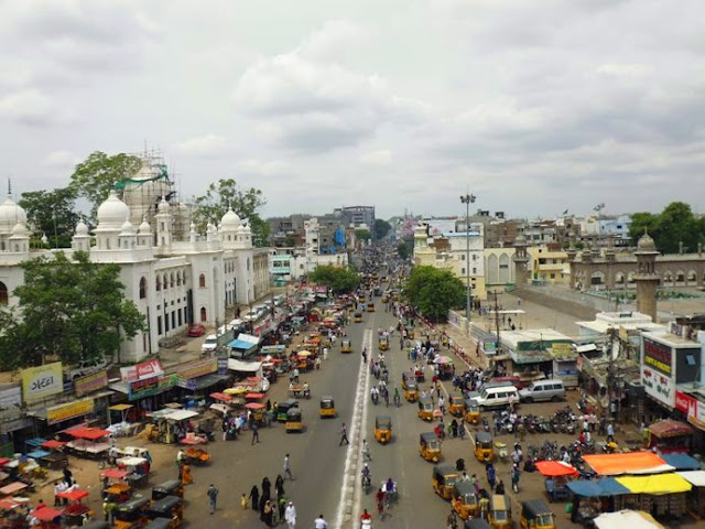 Jalan jalan ke Hyderabad
