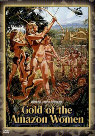 Gold Of The Amazon Women 1979 HDRip 300MB Hindi Dual Audio 480p Watch Online Full Movie Download bolly4u
