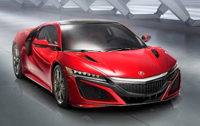 2017 Acura NSX Release Date - 2017 Top Car Zone