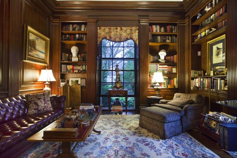Old World Gothic Style Interior Design