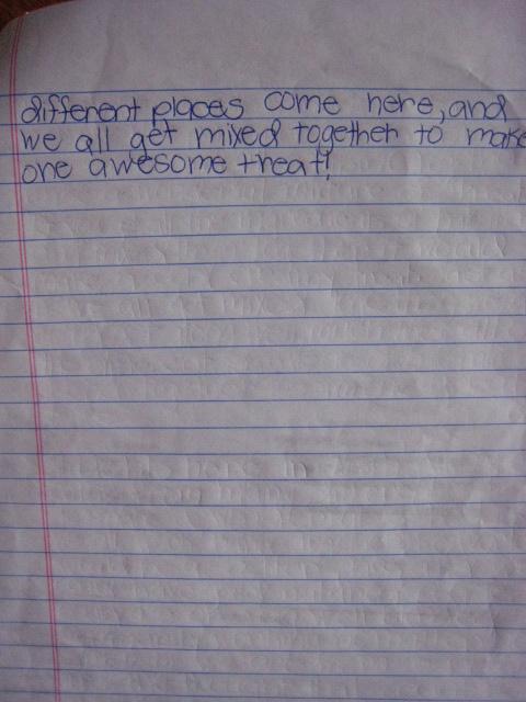 Derek mahon antarctica essay