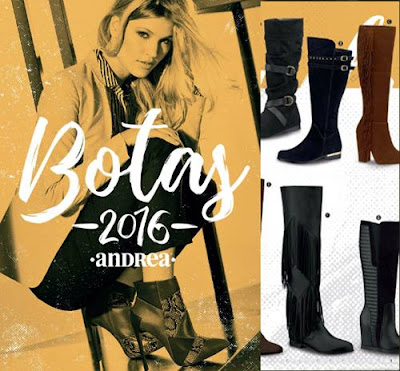 Catalogo Botas 2016 Andrea