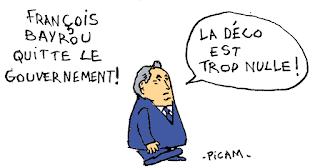 françois bayrou gouvernement