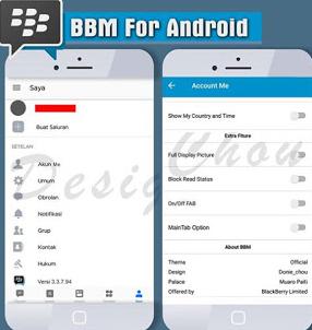 Download BBM Official V3.3.9.119 Apk Terbaru 2017 ( Clone/Unclone) Test