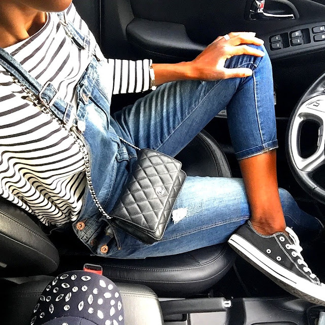 salopette-jeans-blog-mode-converse-chanel-woc