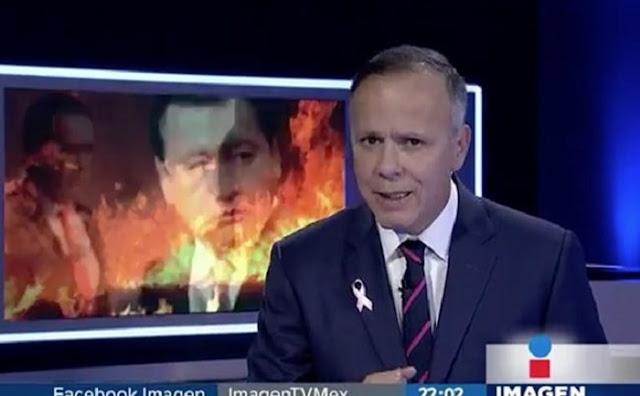 """Peña Nieto """"patrocinó"""" con 333 millones de pesos a Imagen televisión"""