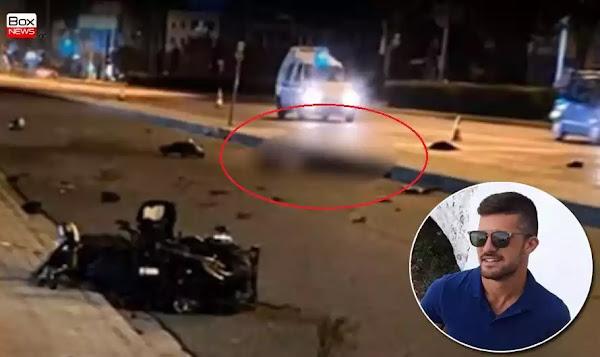 Γλυφάδα – τροχαίο: Υπό άκρα μυστικότητα κατέθεσε η γυναίκα συνοδηγός της Corvette
