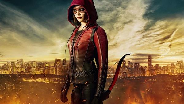 Arrow Thea Queen