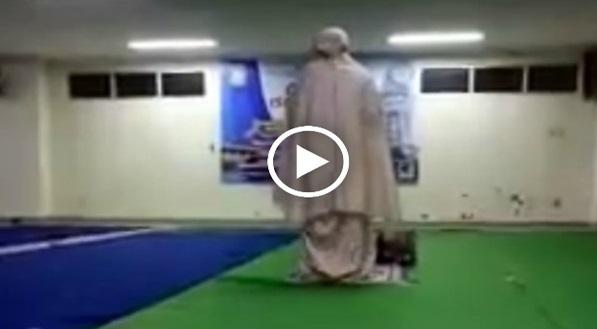 Video Solat Ala-ala Berjoget Kecoh Di Media Sosial
