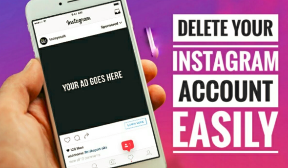 How to delete instagram account on samsung ccuart Choice Image