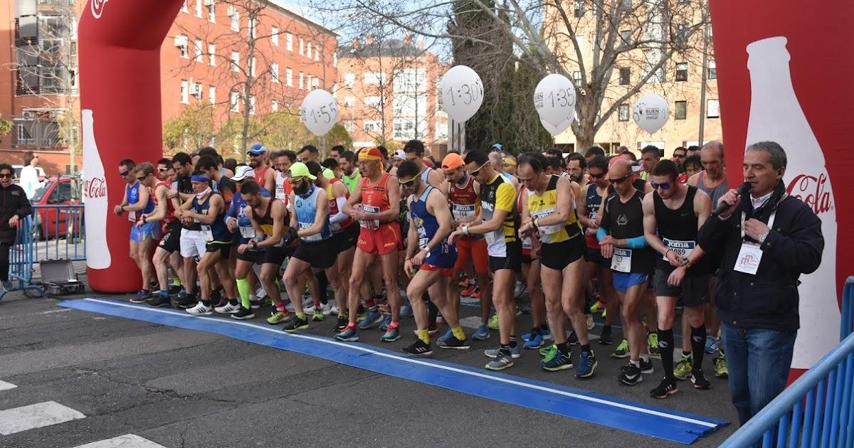 Abiertas Las Inscripciones Para La Media Maratón De Latina 23 Febrero 2020 Guía De Aluche Latina